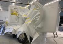 k truck paint